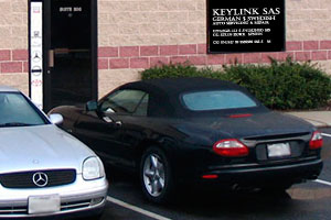 Keylink Southern Auto Services Winchester Basingstoke Hampshire